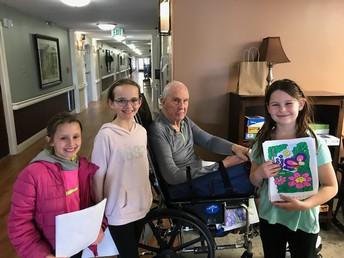 Knox's Third Graders Visit Zionsville Meadows