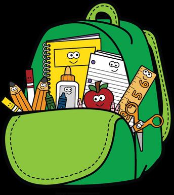 How do I pick up my child(ren)'s stuff? :)