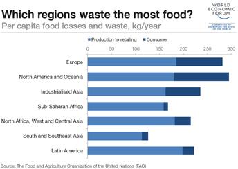 Stop wasting food !