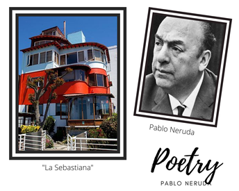 Poetry by Pablo Neruda
