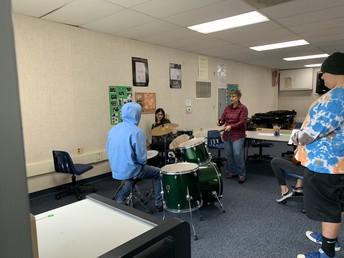 Virginia's Music Class