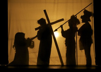 Shadow Stations of the Cross