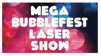 Discovery Cube Mega Bubble Fest Laser Show