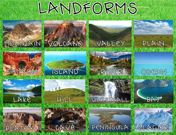 Science: Landforms