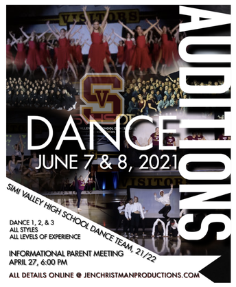 Join the SVHS Dance Team!