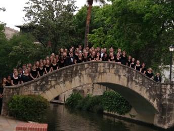 Orchestra trip to San Antonio