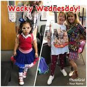 RRW-Wacky Wednesday