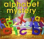 alphabet mystery  (Preschool- K)