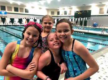Swim Camp, Small group lessons,  Middle School & Pre-Competitive!