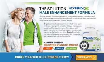 Zygenx  : Enhance your Sexual Health and Performance!