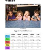 Mindful Classrooms--Week 20