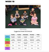 Mindful Classrooms--Week 18