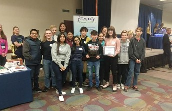 Syringa competed in Future City contest