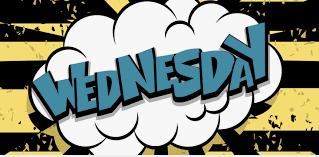 Wednesday, October 7- Schedule Update