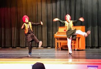 ETHNIC DANCING