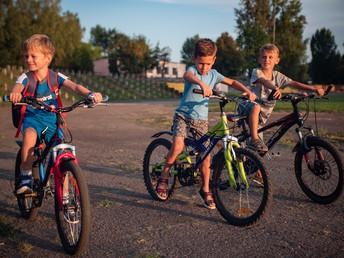 Cycle, scoot or walk to school week 19.4.21
