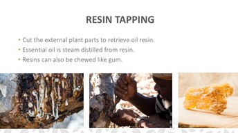 Resin Tapping
