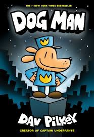 Come out and Meet Dog Man at the PTO Meeting!!!!