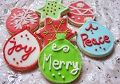 YOUTH GROUP CHRISTMAS COOKIE BAKE - SATURDAY, NOVEMBER 18, 3-5:30 PM, TRINITY CAFETERIA