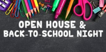 Open House/Back-to-School Night Survey