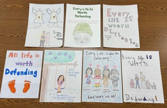 Right to Life Poster Contest