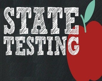 REVISED STATE TESTING SCHEDULE