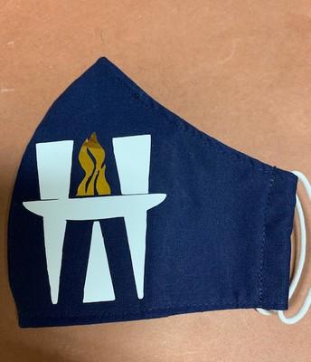 Navy HT Mask