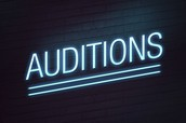 Summer Musical Auditions