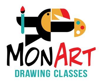 MONART Drawing Classes