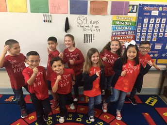 See Drugs Run!   1st Grade!