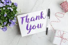 Thank You Caregivers for a Great Virtual Parent Conference !