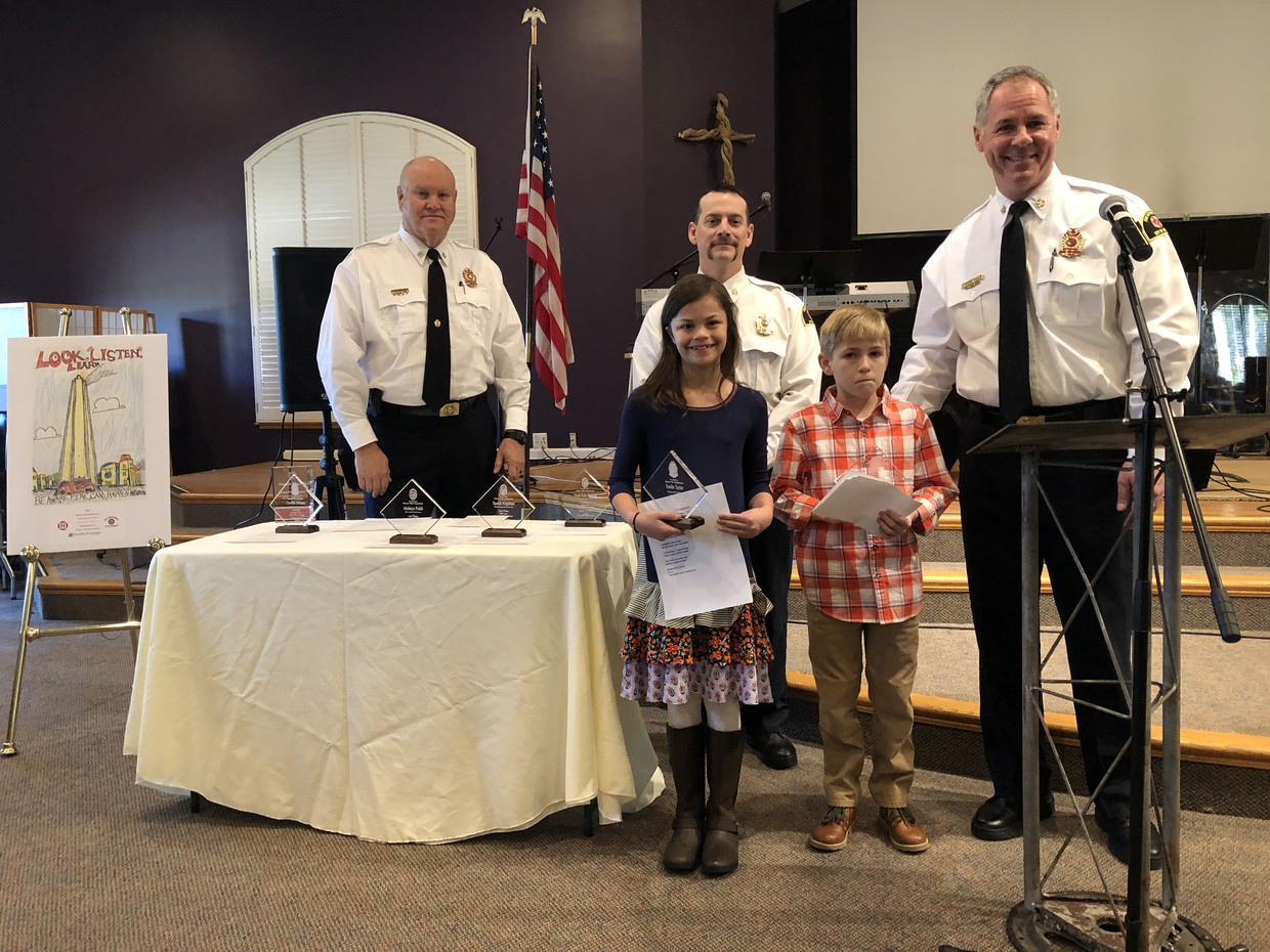 Emilie Taylor Firefighter Poetry Contest