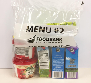Food Bank Backpack Program