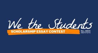 Student Essay Contest