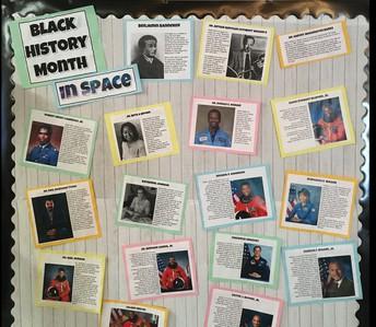 Black History Month Decorations