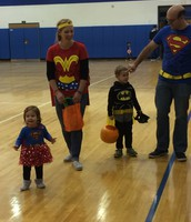 Super family has arrived!