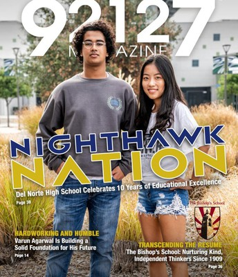 Nighthawk Nation Featured in 92127 Magazine