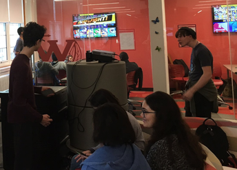 E-Sports Hosts Game Night Fundraiser