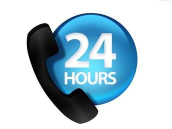 24-Hour Attendance Line