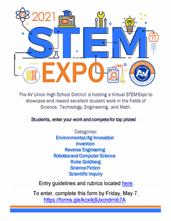 2021 STEM Expo