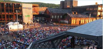 Levitt Pavilion Concert Series (May 18 & 19, continuing weekends through Sept. 8)