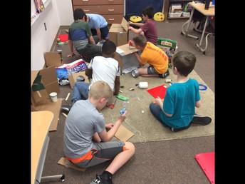 3rd Grade Rube Goldberg