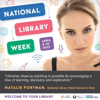 Teacher Resources- National Library Week