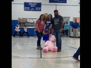 MORGAN DELANE & PARENTS