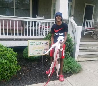 Congratulations Top Reader -Zachary Foster 8th Grade