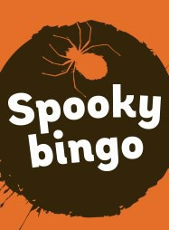 Spooky Bingo is Back