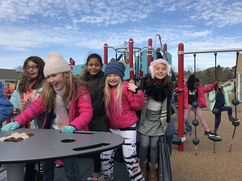 New community playground opens at Chatham Elementary School