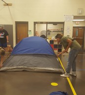 Camp-Learn-Alot Setup and Supervision