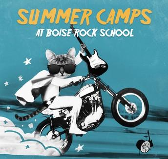 Boise School of Rock!