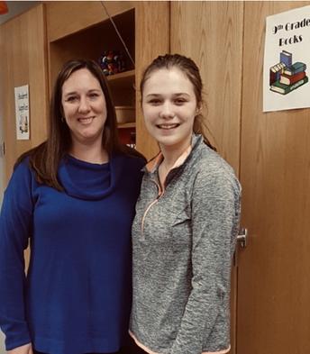 January's Featured Teacher